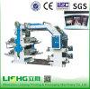 Usine de machine à rendement élevé d'impression de Flexo de papier d'aluminium de Ytb-41000 Chine