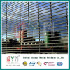 PVCによって塗られる電流を通された溶接された金網358の高い安全性の塀
