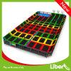 Parque de salto interno popular do Trampoline para adolescentes