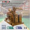 60kw天燃ガスのGenertor低い消費水冷却のセット