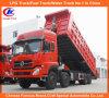 12 Les roues de camion à benne basculante Dongfeng Dongfeng Camion-benne avec moteur Cummins
