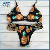 다채로운 형식 2 조각 Swimwears 비키니 수영복