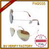 FM2035 Whloesale Chine Manufacture pilote en métal des lunettes de soleil