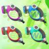 Round Handle (HT1358)를 가진 Sprinkler 정원 Hose Squirt Gun