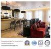 Moderne Gaststätte-Möbel eingestellt mit Stab-Stuhl-Sofa (YB-WS-67)