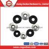 En acier inoxydable 304 de la rondelle en caoutchouc EPDM