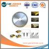 K10 K20 Sierra de carburo de tungsteno Consejos para la herramienta de corte