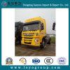 Pista del alimentador de las ruedas de Sinotruk Cdw 6 para el transporte del acoplado