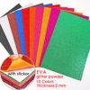 Foska Flitter papel Handmade da esponja DIY de EVA da cor