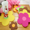 Fashionable Fancy Cup Chechmates/Felt Easter Placemat Felt Coasters