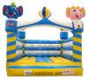 Tierprahler-aufblasbares Spielzeug-springender Schloss-aufblasbarer Prahler