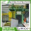 Дробеструйная Очистка машины для стальной пластины / стальной конструкции H-дальний свет для очистки поверхности машины