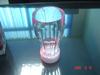 LED-grelle Schale
