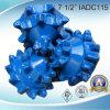 7 bit di roccia molle del dente dell'acciaio Drilling di formazione del pozzo d'acqua di 1/2  IADC115