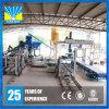 Tijolo concreto automático completo da eficiência elevada de baixo custo que faz a linha de produção