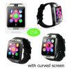 De hete Verkopende Telefoon van het Horloge van de Pols Bluetooth van de Manier Digitale Slimme met Camera Q18