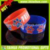 OEM et ODM Bracelets en Silicone pour accessoire de mode bande (E027)