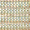23X23X8mm/48x48x8mm/300x300mm mosaico de vidrio de Oro (VMW3651)