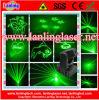 Het groene be*wegen-HoofdLicht van de Laser van de Animatie DMX
