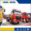 Sinotruk Hohanの頑丈な420HP牽引手段のトラクターのトラック