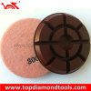 Polishing concreto Pads com High Gloss Polishing