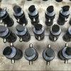 cilindro hidráulico telescópico de ação única usada para reboques e Tippers