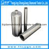Morceau de foret brasé de faisceau de diamant pour le découpage et le perçage concrets