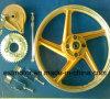 Hinteres Trommel-Motorrad-Rad für Cg125