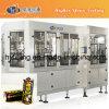 Vullende van het Tin/van het Blik van het aluminium & Verzegelende Machine voor Sap