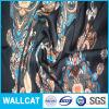 Manier 100% de Afgedrukte Stof van de Polyester Camouflage met Zilveren Steun voor Jasjes en Kledingstuk