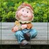 Смола мультфильм Hotsale Сад Gnome Статуэтка (NF14102-2)