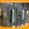 Strumentazione domestica per i commerci all'ingrosso, sistema di chiave in mano di fermentazione della fabbrica di birra della birra
