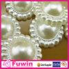 Granos de imitación de la perla del ABS artificial de la perla de la flor