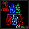 Luz da corda do diodo emissor de luz do pendente da decoração (LS-GJ-006)