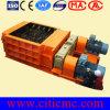 Baugerät-industrielle doppelte Rollen-Zerkleinerungsmaschine