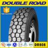 Dr808 tout le pneu radial en acier 12.00r20-20pr de camion