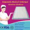 2017 première vente 60X90cm Underpad médical remplaçable