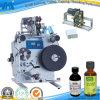 Полуавтоматическая Круглый Этикетировочная машина Бутылка для Масло чайного дерева (GH-Y100)