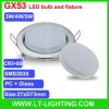 세륨 Gx53 LED Light 5W (LT-GX53-5W)