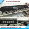 3W 47 super LED témoin LED de puissance Bar /1200mm barre Voyant LED