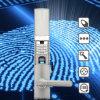 Modelos de 100 Usuários Hotsale Fechadura electrónica de impressões digitais para casa ou Hotel Use