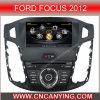 GPSのフォードFocus 2012年、Bluetoothのための特別なCar DVD Player。 を使ってA8 Chipset Dual Core 1080P V-20 Disc WiFi 3Gのインターネット(CY-C150)