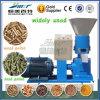 Inversión inferior en reducida escala para la pelotilla de madera del tallo de la paja del maíz de la biomasa de la ramificación que hace la línea