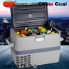 Congelador portátil do refrigerador do carro do compressor