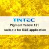 Более светлых оттенков желтого цвета на пластик (желтый пигмент 151)