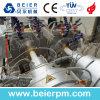 Tuyau de 50-110mm de PVC à double ligne d'Extrusion, CE, UL, certification CSA