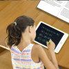 Tablette sans papier innovatrice d'écriture de transmission d'affichage à cristaux liquides