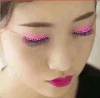 2018 chicotes de piscamento do olho do diodo emissor de luz do projeto o mais atrasado da parte superior das pestanas do diodo emissor de luz da forma