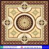 L'art des revêtements de sol à motifs de tapis en dalles de matériaux de construction (VA12P6060, 600x600mm+1200X1200mm)