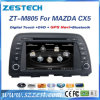 Reprodutor de DVD do carro Wince6.0 para Mazda Cx5 com GPS, rádio, DVD
